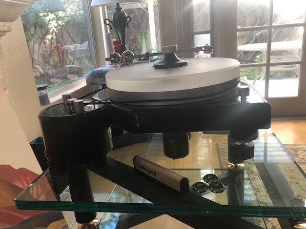 Hartvig Audio /IKEDA arm and  cartridge