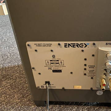 Energy S-10.3 Sub Woofer