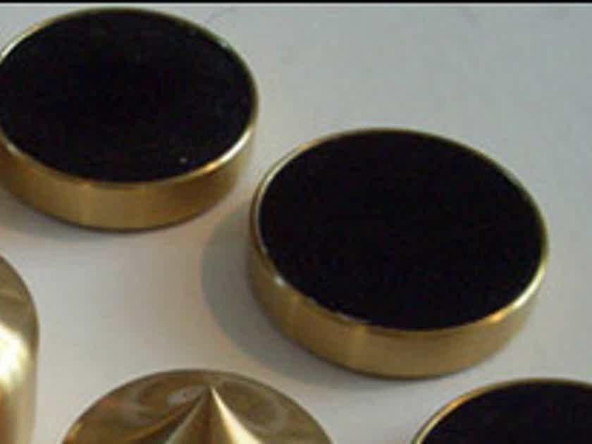 Walker Audio Resonance Control Discs - reducing unwanted vibrations