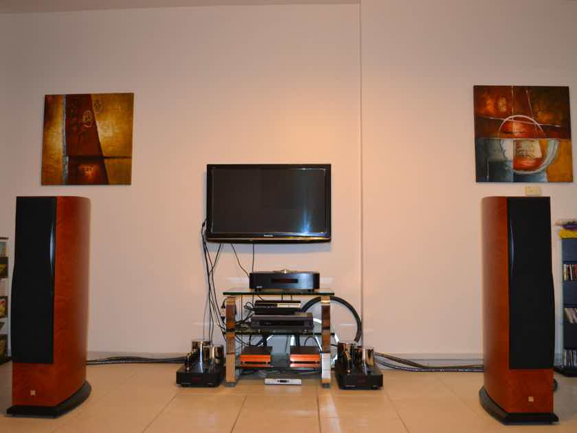 """DALI Euphonia MS5 - Very """"musical"""" speakers in excellent condition"""