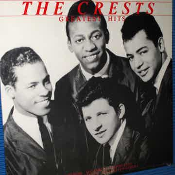 """THE CRESTS (Johnny Maestro)   """"Greatest Hits"""" -"""