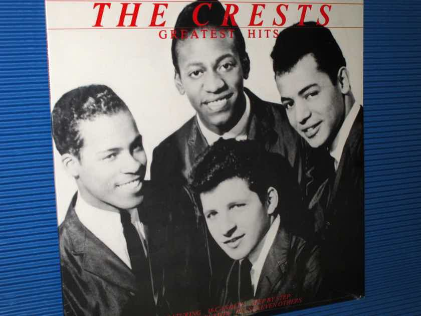 """THE CRESTS (Johnny Maestro)   - """"Greatest Hits"""" - Collectables 1982 SEALED!"""