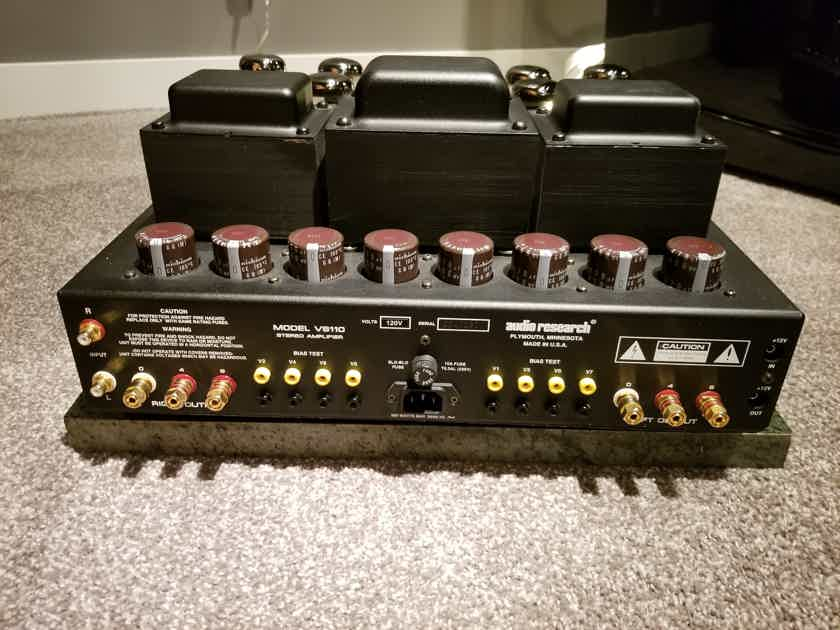 Audio Research VS-110 Tube Stereo Amplifier
