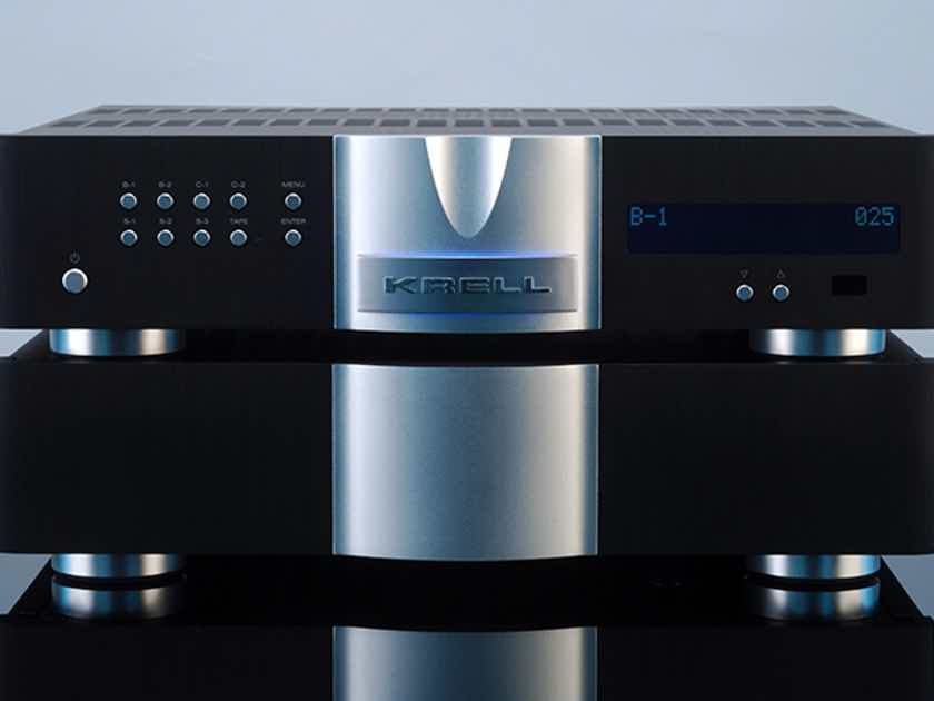 Krell Illusion Current top of the line preamplifier as new