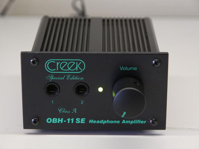 Creek OBH-11SE Special Edition Headphone Amplifier