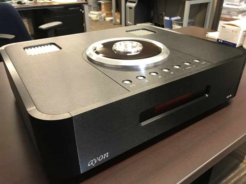 Ayon Audio CD5s CD player, Reduced!