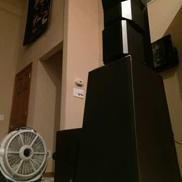 Quintessence Acoustics Stealth vi