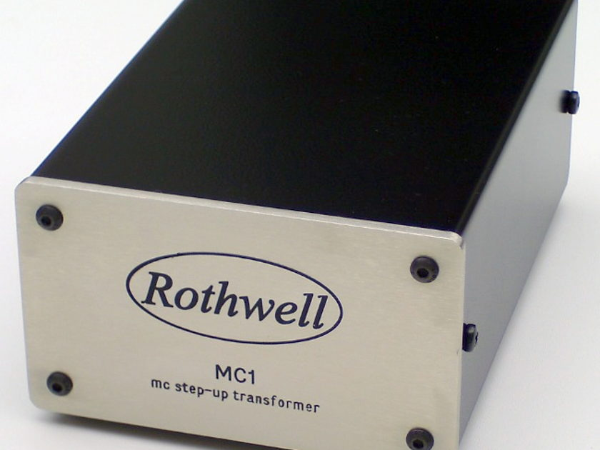 Rothwell MC1 Moving Coil Transformer New in box