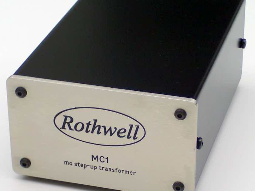 Rothwell MC1 Moving Coil Transformer
