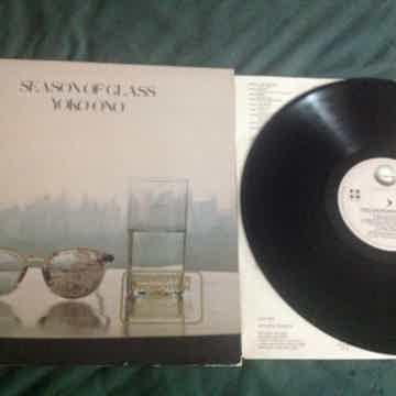Yoko Ono Geffen Records Quiex Vinyl Promo LP Season Of ...