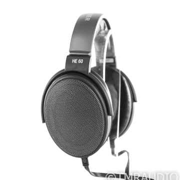 Sennheiser HE60 Vintage Electrostatic Open Back Headphones