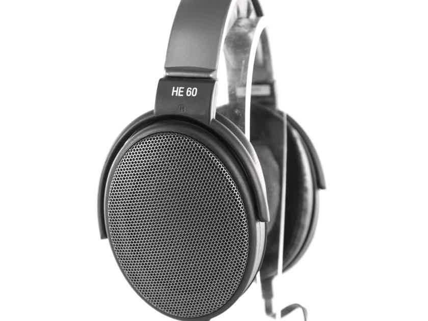 Sennheiser HE60 HE-60 Vintage Electrostatic Open Back Headphones;  (21043)