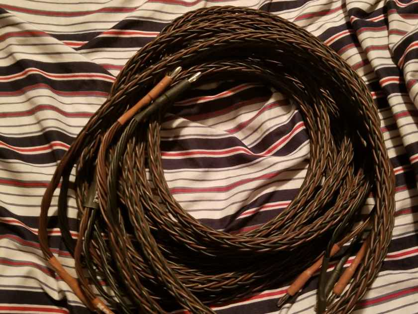 Kimber Kable 8PR Bi-Wire Speaker Cables