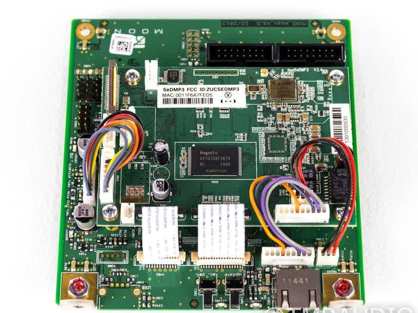 Simaudio Moon MiND Network Streaming Module; Fits 380D DAC (19573)