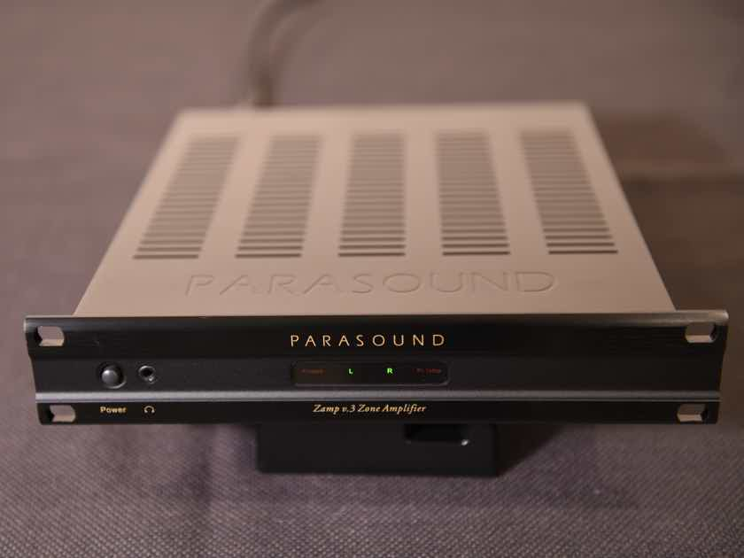Parasound ZAMP v3 s/n 11666