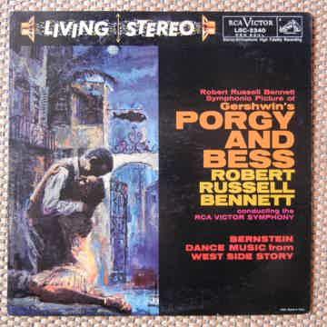 Gershwin-Bernstein - Porgy & Bess-West Side Story RCA L...