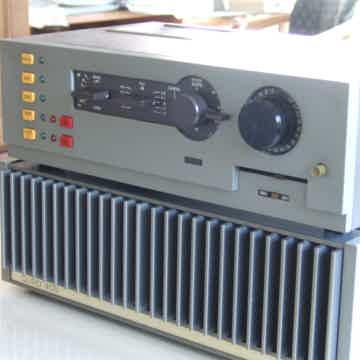 Quad preamp 44 & power amp 405