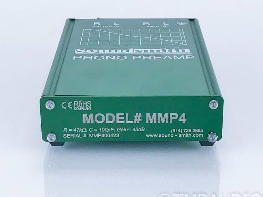 Soundsmith MMP4 Moving Magnet Phono Preamplifier MMP-4 (16821)