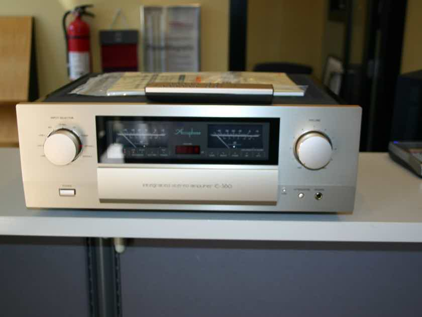 Accuphase E 360 Solid State Audiogon