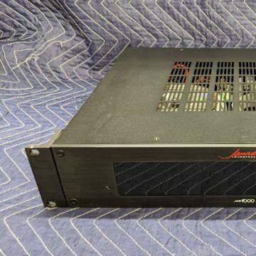 James Loudspeaker M1000 Mono 1000W (4ohm/70V) Sub Amplifier
