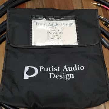 Purist Audio Design Neptune Luminist Revision 3m Speake...