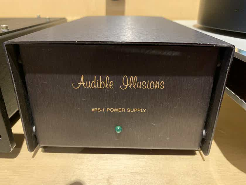 Audible Illusions Modulus 3A Tube Preamp