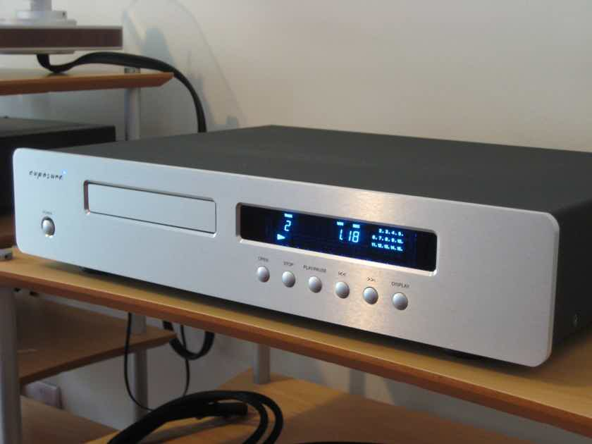 Exposure 2010S CD Player Gene Rubin Audio #1 since 1979