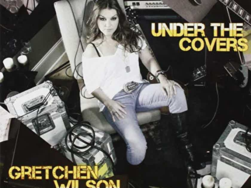 Gretchen Wilson Under the Covers 2 LPs