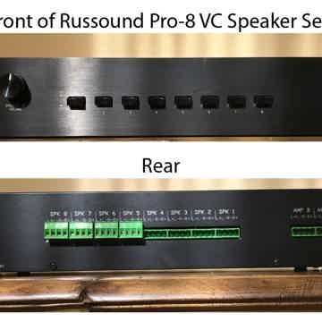 Russound PRO-8HP Speaker Selector