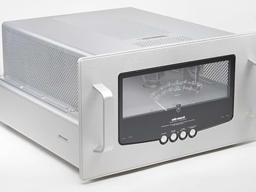 MINT Audio Research REF160M 160 M 160M Mono Amplifier PAIR Silver MSRP $30,000