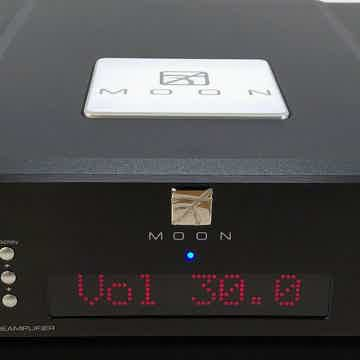 Simaudio Moon Evolution 740P Analog Preamplifier - Comp...
