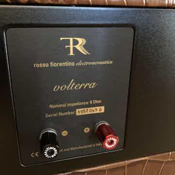 Rosso Fiorentino Electroacoustics Volterra