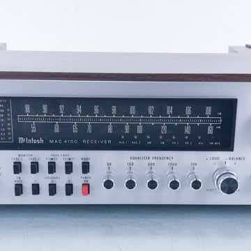 MAC 4100 Vintage Stereo Receiver