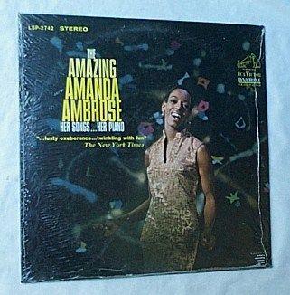 AMANDA AMBROSE - THE AMAZING AMANDA AMBROSE
