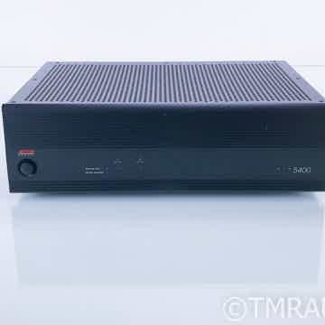 GFA-5400 Stereo Power Amplifier