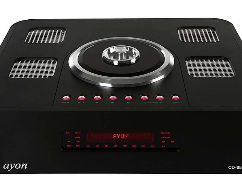 Ayon Audio CD-35 SACD DAC AWARD WINNING 8 YEARS RUNNING