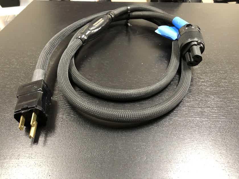Transparent Super Power Cable