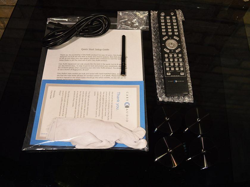 Cary Audio DMC-600SE Statement CD Transport / PCM DAC