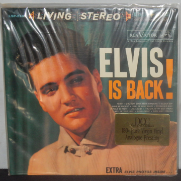 Elvis Elvis is Back!