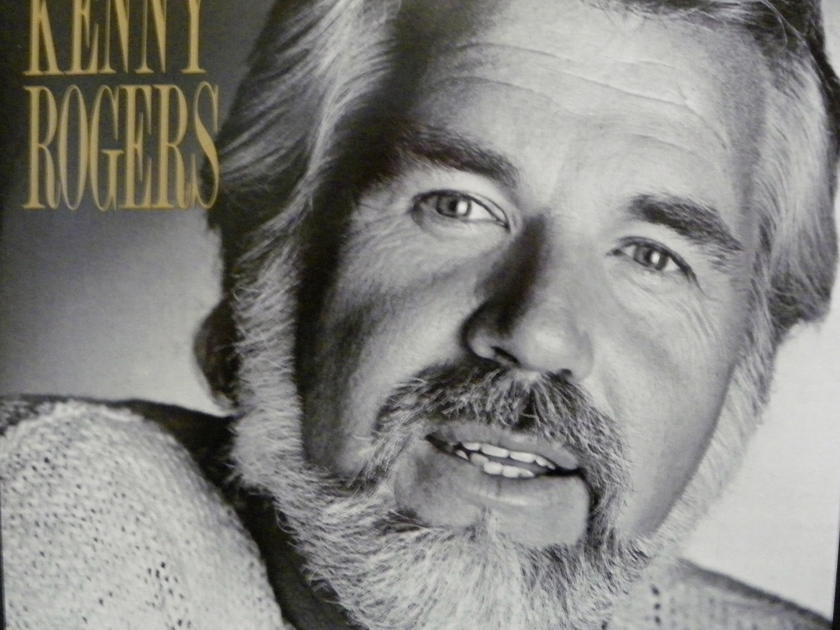 KENNY ROGERS - WE'VE GOT TONIGHT NM+
