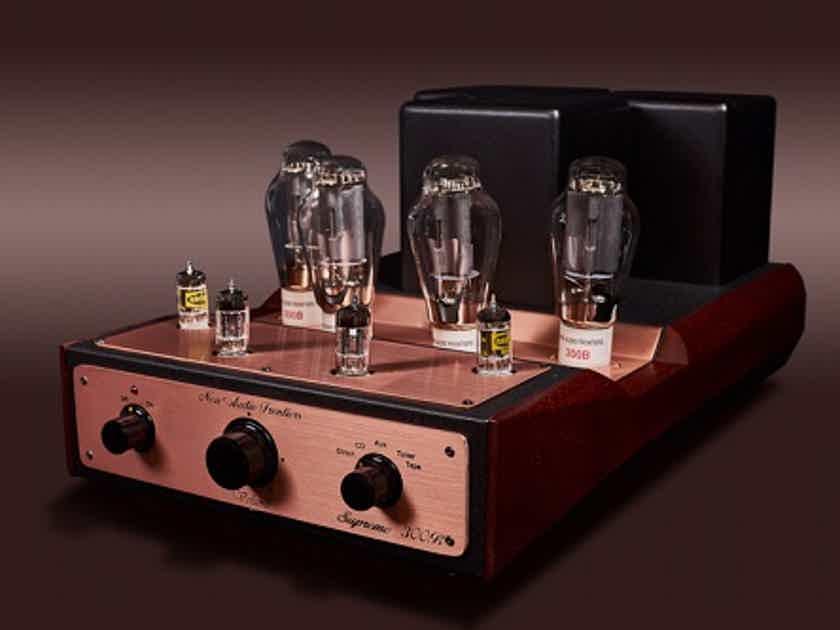 New Audio Frontiers Supreme 300B SE