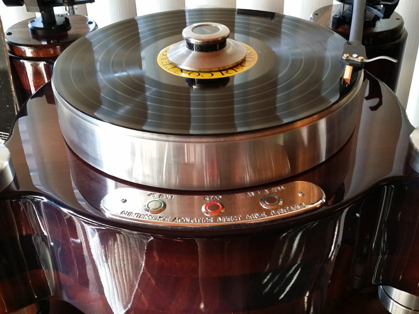 PBN VPI GROOVE MASTER DIRECT DRIVE WORLD CLASS TABLE