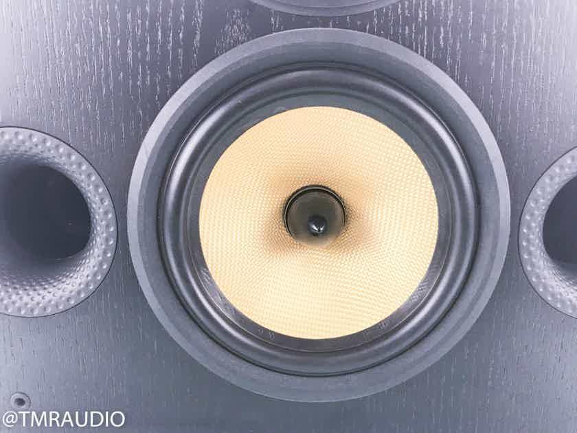 B&W CDM CNT Center Channel Speaker; Black (11752)