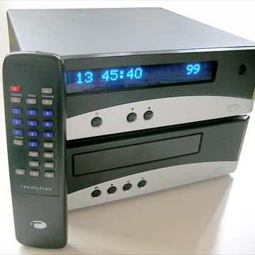 Opus-21 CD player