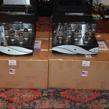 Zesto Audio Eros 300 mono amps