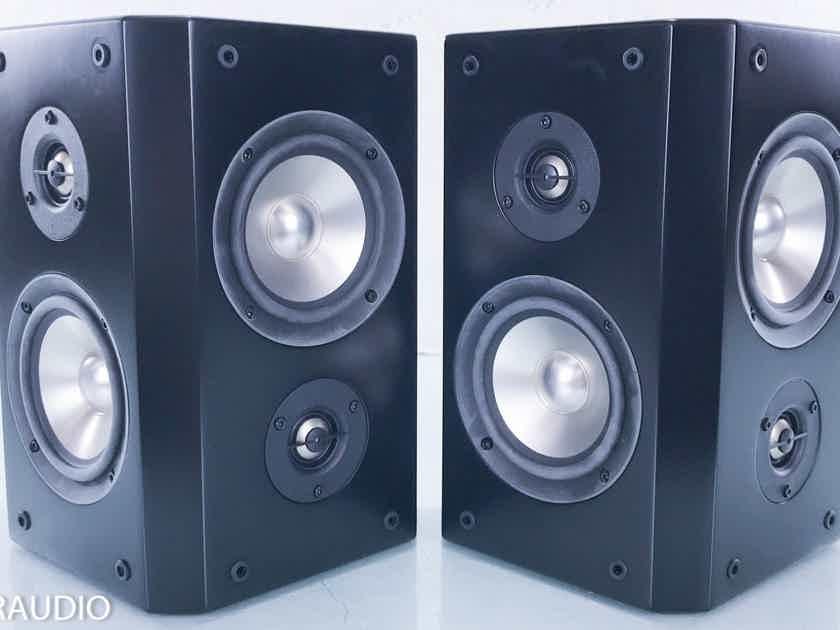 TruAudio TruCinema TC-SUR.1 Surround Speakers; Black Pair (15094)
