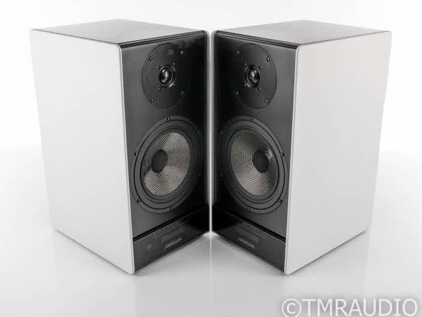 Meridian DSP3100 Digital Powered Bookshelf Speakers; DSP-3100; Silver Pair (26595)