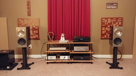 My 2 channel haven