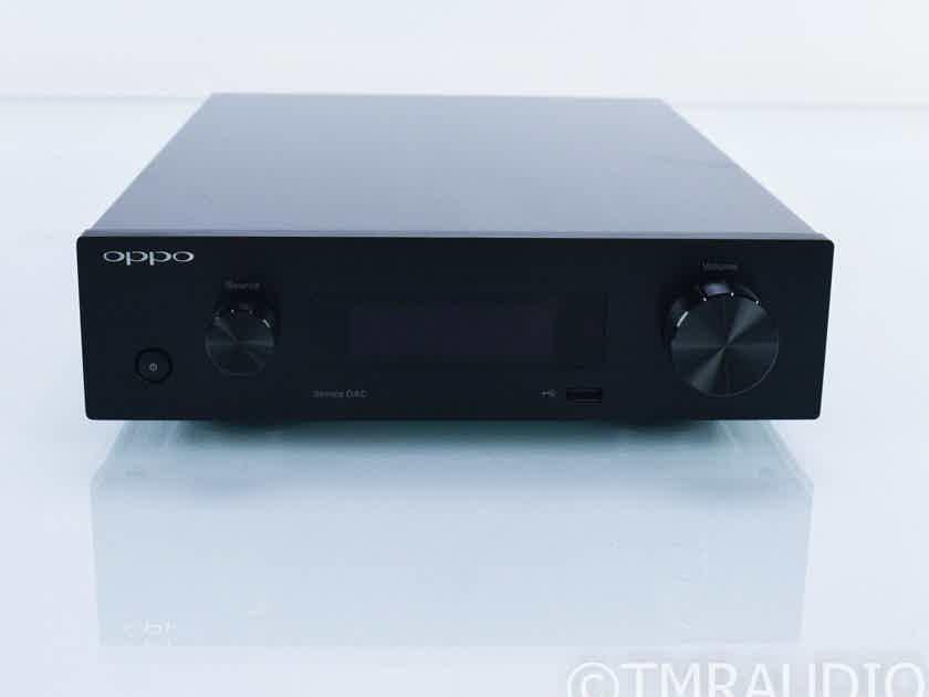 Oppo Sonica SDAC-3 DAC; D/A Converter (19777)
