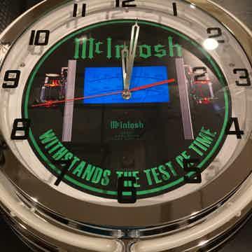 McIntosh Wall Clock